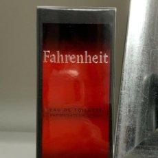 Miniaturas de perfumes antiguos: DIOR FAHRENHEIT EAU DE TOILETTE EDT 100ML SPRAY NEW IN BOX SEALED. Lote 195176720