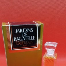 Miniaturas de perfumes antiguos: JARDINS DE BAGATELLE GUERLAIN 5 ML. Lote 195240483