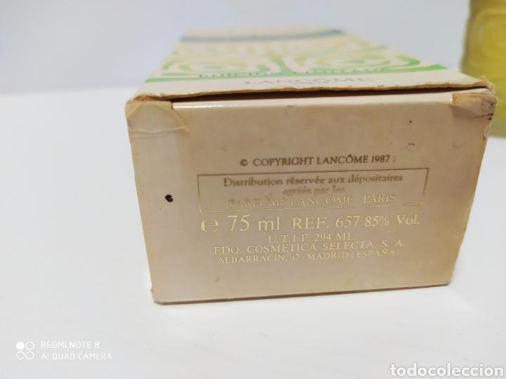 Miniaturas de perfumes antiguos: colonia O de Lancome 75 ml edición limitada - Foto 5 - 195374876