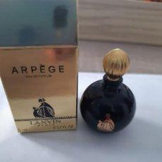 Miniaturas de perfumes antiguos: MINIATURA ARPEGE DE LANVIN. Lote 195389251