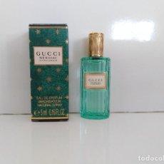 Miniaturas de perfumes antiguos: MINIATURA DE PERFUME GUCCI MÉMORIE D'UNE ODEUR. Lote 195429905