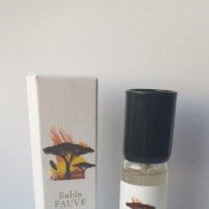 Miniaturas de perfumes antiguos: MINIATURA NOVEDAD 2019 YVES ROCHER SABLE FAUVE EDP 10 ML . Lote 195518078