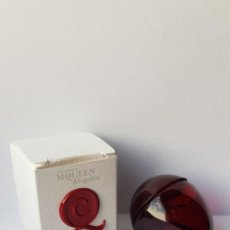 Miniaturas de perfumes antiguos: MINIATURA ALEXANDER MCQUEEN KINGDOM EDP 10 ML . Lote 195518341