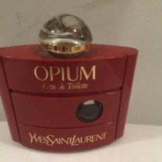 Miniaturas de perfumes antiguos: FRASCO FICTICIO DE PERFUME OPIUM. Lote 195523731