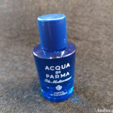 Miniaturas de perfumes antiguos: MINIATURA ACQUA DI PARMA, MIRTO DI PANAREA.. Lote 195535933