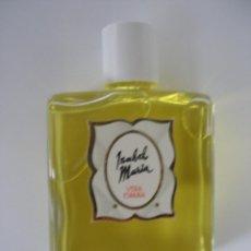 Miniaturas de perfumes antiguos: COLONIA ISABEL MARIA DE VERA AÑOS 70 - NUEVO SIN ABRIR. Lote 224274036