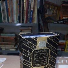 Miniaturas de perfumes antiguos: MUY RARO PERFUME EXPRESSION JACQUES FATH PARIS 25 ML. EN CAJA. Lote 196331595