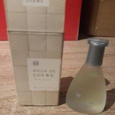 Miniaturas de perfumes antiguos: MINIATURA AGUA DE LOEWE. Lote 198491042