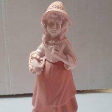 Miniaturas de perfumes antiguos: FRASCO PERFUME AVON PRETTY GIRL PINK TOPAZE. Lote 198688298