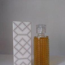 Miniaturas de perfumes antiguos: FRASCO DE PERFUME TOPAZE DE AVON CON CAJA. Lote 200296376