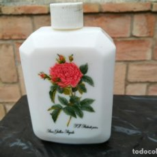 Miniaturas de perfumes antiguos: BOTE ROSA GALLICA REGALIS DE AVON SIN USAR. Lote 201784701