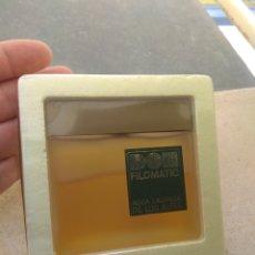 Miniaturas de perfumes antiguos: COLONIA DON FILOMATIC - AGUA LAVANDA DE LOS ALPES - PRECINTADO -. Lote 111896871