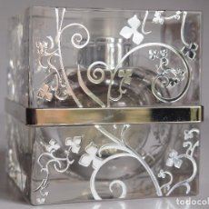 Miniaturas de perfumes antiguos: ROBERTO VERINO. VV PLATINUM. EAU DE PARFUM. 50 ML. Lote 204544323