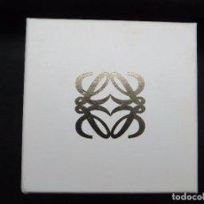 Miniaturas de perfumes antiguos: LOEWE MINI DUO DE SEDUCCION QUIZAS EAU DE PARFUMES. Lote 205178962