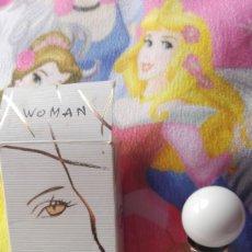 Miniaturas de perfumes antiguos: COLONIA WOMAN 100ML. Lote 205369477