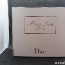Miniaturas de perfumes antiguos: MISS DIOR CHERIE EAU DE TOILLET,MINI 5ML. Lote 205532800