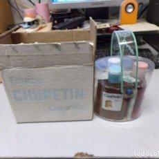 Miniaturas de perfumes antiguos: DOS MUÑECA EN ESTUCHE CANASTILLA CHUPETIN COLONIA PERFUME VINTAGE NO FAMOSA. Lote 222824240