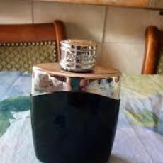 Miniaturas de perfumes antiguos: MONTBLANC LEGEND EAU DE TOILETTE PARA HOMBRE 100 ML,FRASCO VACIO.. Lote 206475516