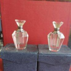Miniaturas de perfumes antiguos: BOTELLITAS DE PERFUME MINIATURA. Lote 207363257