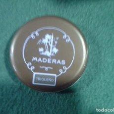 Miniaturas de perfumes antiguos: POLVOS BRONCEADORES MADERAS DE ORIENTE. POLVERA SIN ESTRENAR. Lote 207578991