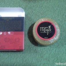 Miniaturas de perfumes antiguos: JABON PRECIENTADO LA MAJA SIN ESTRENAR. Lote 207579053