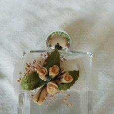 Miniaturas de perfumes antiguos: BOTELLA MINIATURA DE PERFUME ITALIANO. Lote 208009195