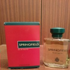 Miniaturas de perfumes antiguos: SPRINGFIELD COLONIA 100 ML.. Lote 208841835