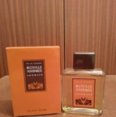 Miniaturas de perfumes antiguos: ROYALE AMBREE COLONIA PARA HOMBRE 100. Lote 208842245
