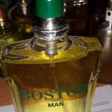Échantillons de parfums anciens: BOSTON MAN 100 ML.. Lote 209291390