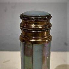Miniaturas de perfumes antiguos: LE KID DE MARCEL FRANK, PERFUMADOR.. Lote 215144251