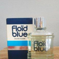 Miniaturas de perfumes antiguos: FLOID BLUE EAU DE COLOGNE 100 ML.. Lote 215204420