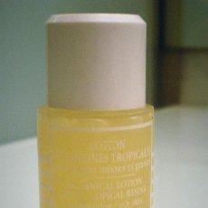 Miniaturas de perfumes antiguos: PERFUME MINIATURA, LOCIÓN TONICA SISLEY , COLECCIONABLE. Lote 215480268