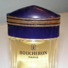 Miniaturas de perfumes antiguos: PERFUME MINIATURA, BOUCHERON, COLECCIONABLE. Lote 215481787