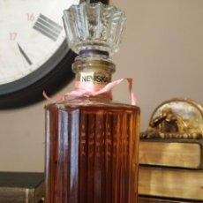 Miniaturas de perfumes antiguos: COLONIA NEVISKA LAVANDA INGLESA DE LUXE. Lote 215716777
