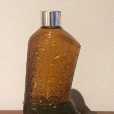 Miniaturas de perfumes antiguos: BOTA VAQUERO AVON AÑOS 70 LOCIÓN PARA DESPUÉS DEL AFEITADO. Lote 249041875