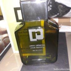 Miniaturas de perfumes antiguos: PACO RABANNE POUR HOMME 120 ML. Lote 219711847