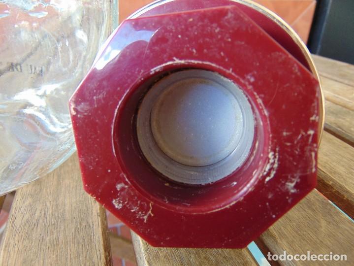 Miniaturas de perfumes antiguos: GRAN BOTELLA RECIPIENTE COLONIA PERFUME LAURA BIAGIOTTI VENEZIA EAU DEW TOILETTE CAPACIDAD 2 LITROS - Foto 8 - 220877981