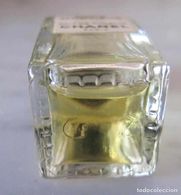 Miniaturas de perfumes antiguos: miniatura perfume chanel para hombre Monsieur - Foto 3 - 220961202