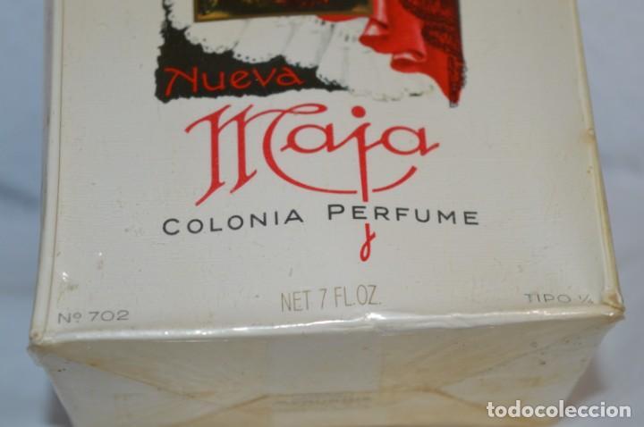 Miniaturas de perfumes antiguos: Vintage COLONIA/PERFUME - MAJA de MYRURGIA Ref 702 / 200 Ml. NUEVA/CAJA - MADE IN SPAIN ¡Precintada! - Foto 2 - 220978132