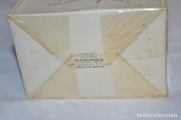 Miniaturas de perfumes antiguos: Vintage COLONIA/PERFUME - MAJA de MYRURGIA Ref 702 / 200 Ml. NUEVA/CAJA - MADE IN SPAIN ¡Precintada! - Foto 4 - 220978132