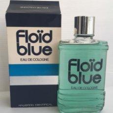 Miniaturas de perfumes antiguos: FLOÏD BLUE. EAU DE COLOGNE. 400 ML.. Lote 221489288