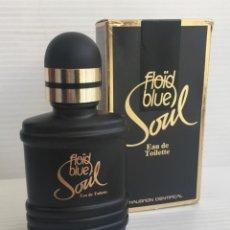 Miniaturas de perfumes antiguos: FLOÏD BLUE SOUL. EAU DE TOILETTE. 100 ML.. Lote 221489710