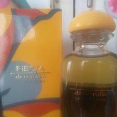 Miniaturas de perfumes antiguos: COLONIA ESTIVALIA. Lote 221752373