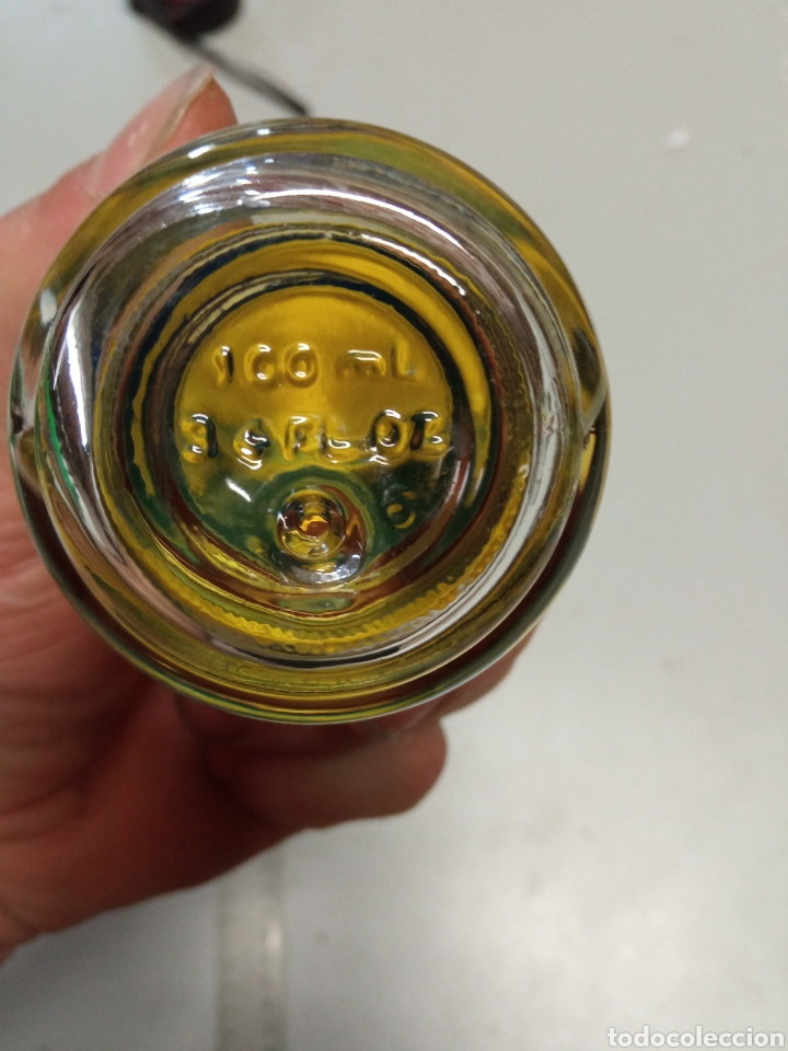 Miniaturas de perfumes antiguos: Don algodón colonia vintage 100 ml - Foto 2 - 222112735