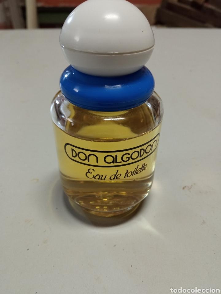 DON ALGODÓN COLONIA VINTAGE 100 ML (Coleccionismo - Miniaturas de Perfumes)