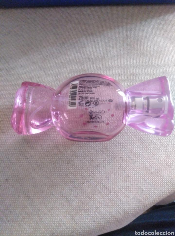 Miniaturas de perfumes antiguos: Candy Pink. Flor de Mayo. Eau de parfum. Llena a mitad - Foto 5 - 222119856