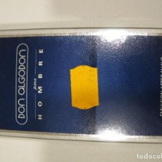 Miniaturas de perfumes antiguos: AFTER SHAVE DON ALGODON PARA HOMBRE 100ML. Lote 222186238