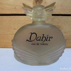 Miniaturas de perfumes antiguos: DAHIR EAU DE TOILETTE 100 ML.. Lote 222195041