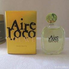 Miniaturas de perfumes antiguos: MINIATURA AIRE LOCO DE LOEWE EDT 7ML. RARA. Lote 222314140