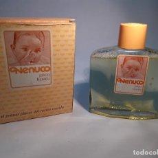 Miniaturas de perfumes antiguos: FRASCO DE JABÓN NENUCO // DESCATALOGADO DE ANTIGUA PERFUMERÍA. Lote 223416741